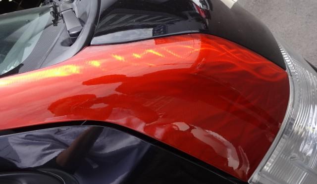 ☆グラインダー コーナーパネル装着☆4型ハイエース KUHL名古屋 200系 カスタム グラインダー ARTIS エアロ☆