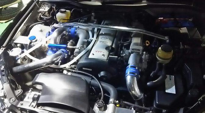 ☆愛知県ご納車!ブリッド1.5J化 ハイパワー仕様☆アリスト新品エンジン載せ替え 1.5J化公認取得 TOMEIタービンキット! 現車合わせセッティング KUHLRACING名古屋 JZX100 JZX110