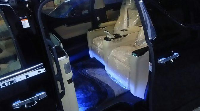 ☆新車ご納車 30アルファード ロイヤルラウンジ☆HKS車高調 WORK19AW ブリジストンREGNOタイヤ ☆乗り心地抜群のセッティングになりました!☆ヴェルファイア最上級モデルです!!KUHLRACING