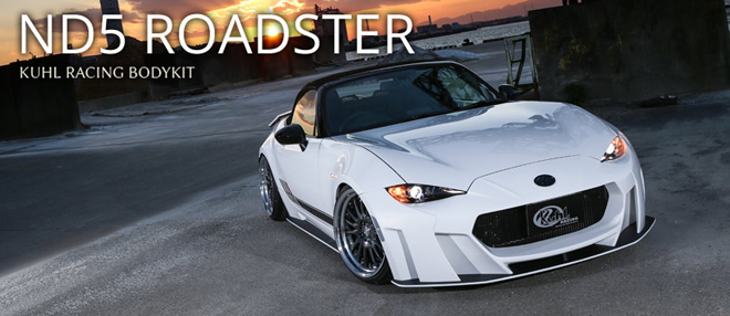 ND5 ROADSTER