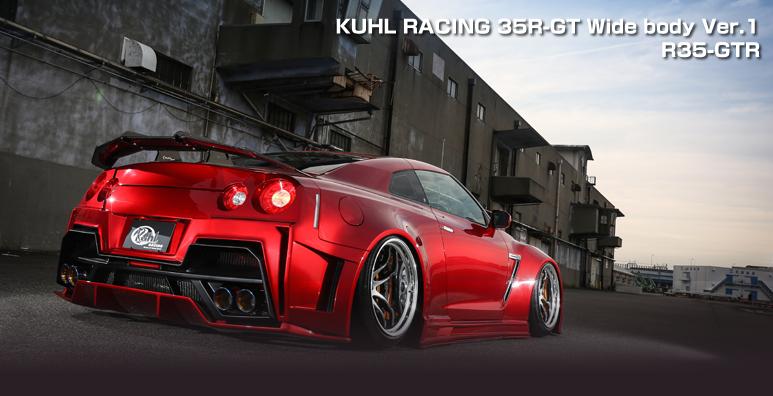 KUHL RACING R35-GTR
